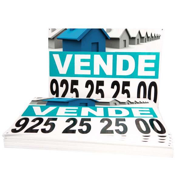 Imprenta de Carteles de Inmobiliaria en 24 hs, Buenos Aires   Pymedia