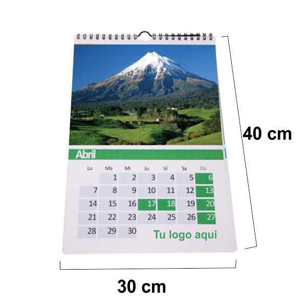 imprenta e impresion de Almanaques de Pared con la mejor calidad y en 24 hs.